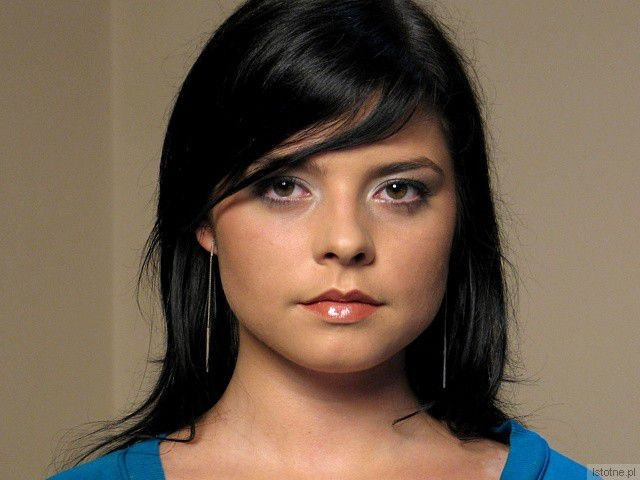 Końcowy efekt makijażu naturalnego. z-index: 0