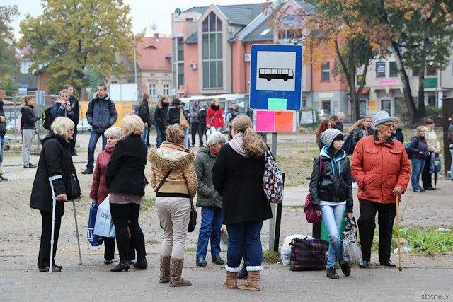 Przystanek przy ulicy Zgorzeleckiej