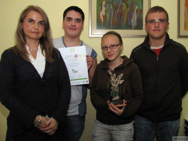 Małgorzata Tubaj, Kamil Szałatkiewicz, Dominika Rajczakowska i Krystian Ciaciek