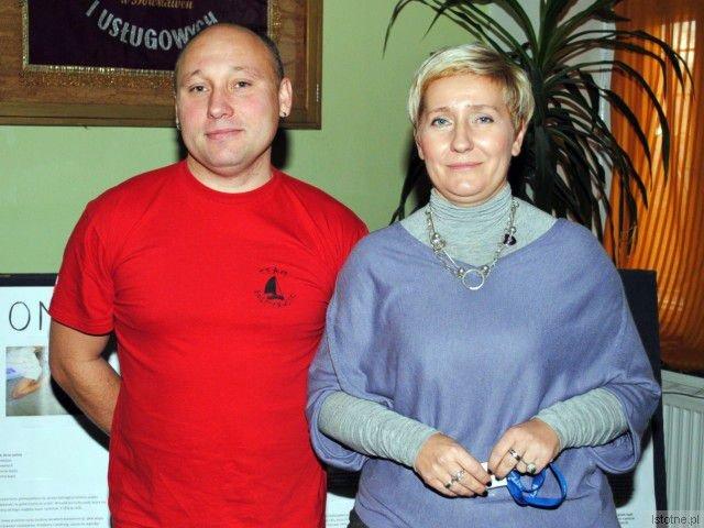 Dariusz Rataj i Elżbieta Gawlik-Jakubiak, nauczyciele ZSHiU, od dziesięciu lat organizują dla uczniów prelekcje i wykłady poruszajace ważne, społeczne tematy