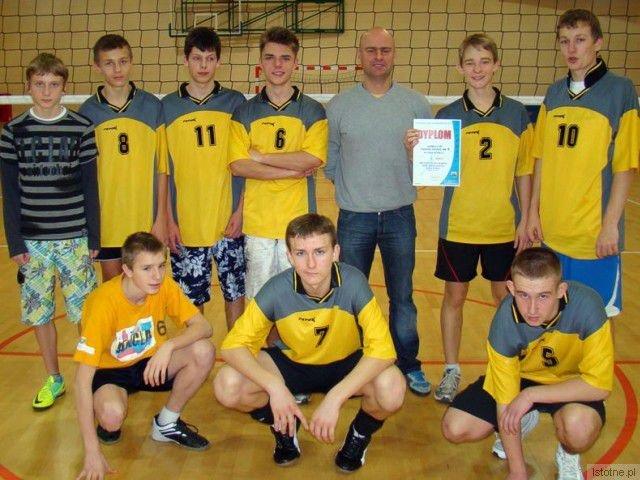 Ekipa z GS nr 4 w Bolesławcu