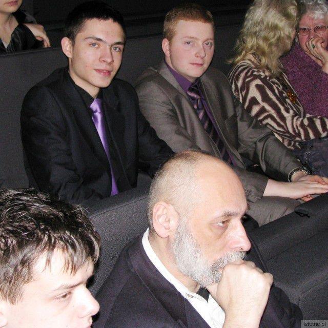 Krzysztof Buchowski i Maciej Macioszczyk