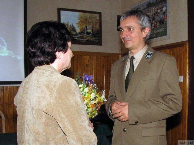 Mieczysława Michalska i Sergiusz Rzatkiewa