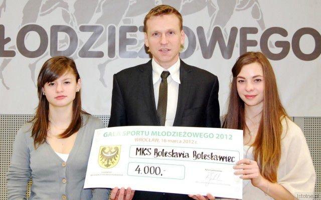 Eryka Baran, Bartosz Gruman i Ewa Ochocka