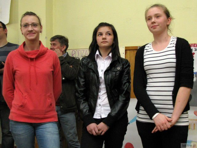 Agnieszka Rak, Agata Bachusz i Weronika Junak z-index: 0