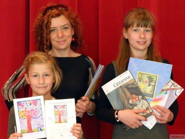 Instruktorka BOK-MCC Edyta Orlińska (pośrodku), Hanna Sas (po lewej) i Alicja Basińska