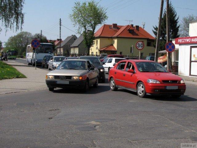 Zdjęcie wykonane 30 kwietnia po 14:00