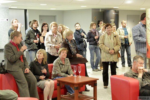 Widzowie Dyskusyjnego Klubu Filmowego w Bolesławcu z-index: 0
