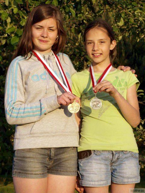 Angelika Haniszewska i Ola Pulda