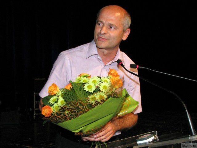 Prezes Orki Robert Tomczyk