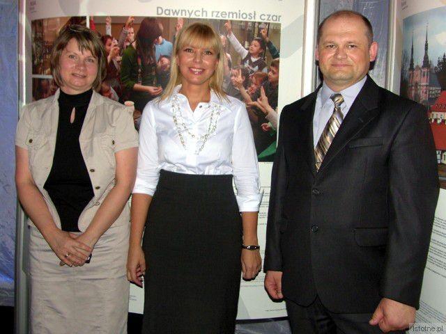 Anna Bober-Tubaj, E. Bieńkowska i Tadeusz Orawiec