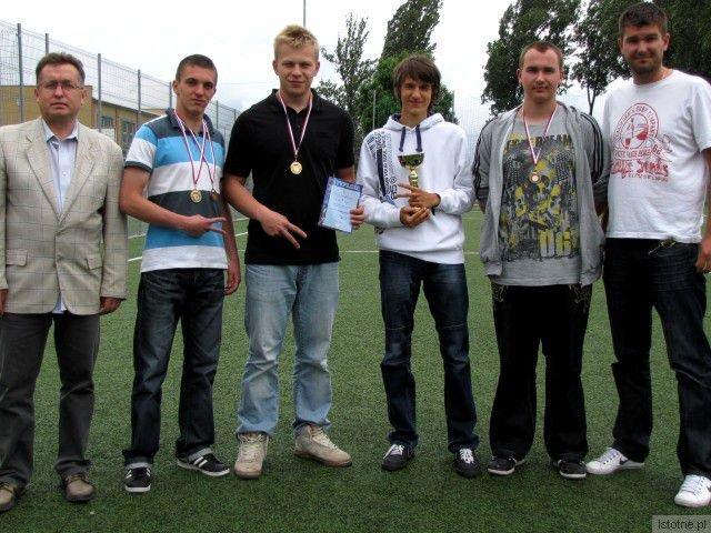 Mirosław Sakowski, Marek Mikułko, Arkadiusz Kołomyjski, Maciej Goss, Oskar Sulikowski i Piotr Napiórkowski