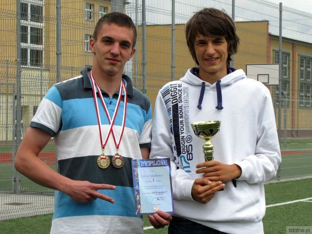 Marek Mikułko i Maciej Goss