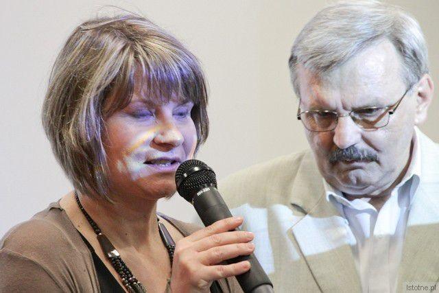 Anna Bober-Tubaj i Zbigniew Razik
