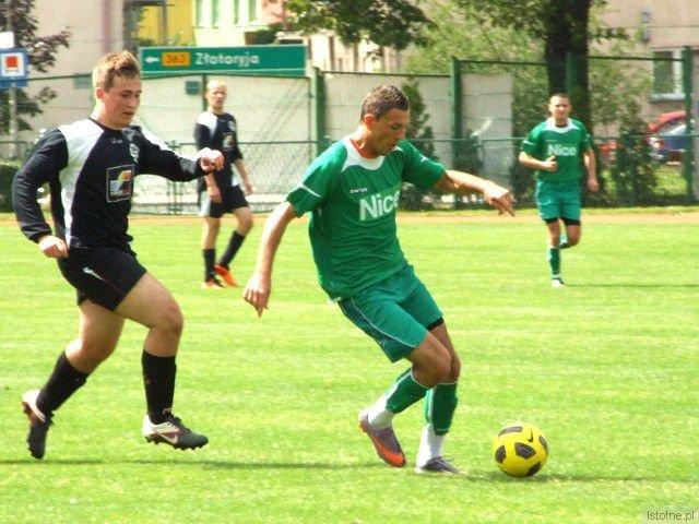 Marcin Jankowski zaliczył hat-tricka i asystował przy dwóch golach