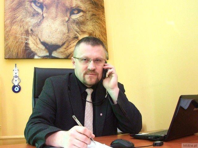 Zbigniew Zawada - właściciel Biura Ronin