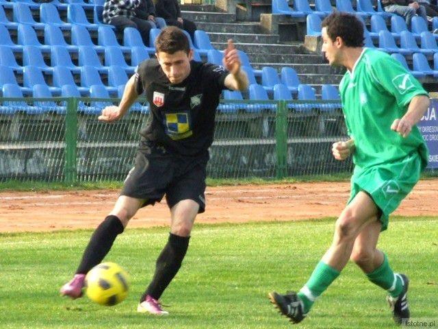 Z zespołem trenuje też Łukasz Graczyk