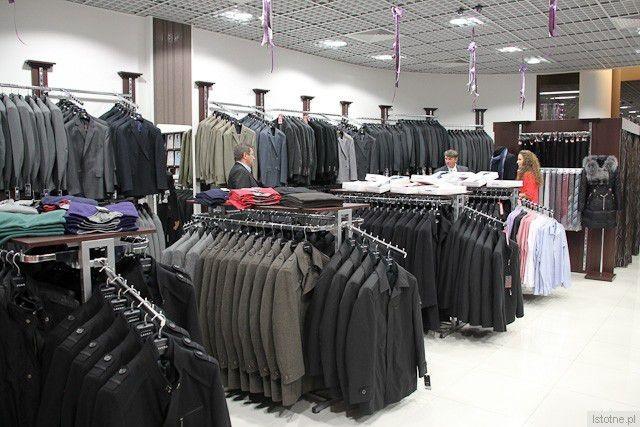 Wnętrze sklepu Joy Fashion