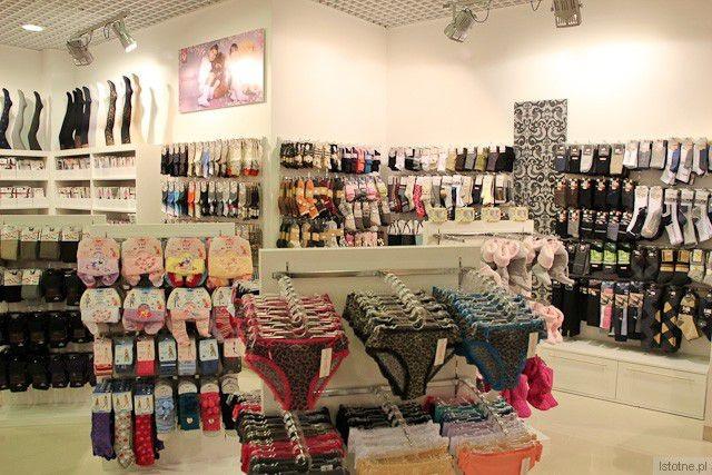Wnętrze sklepu Victoriy