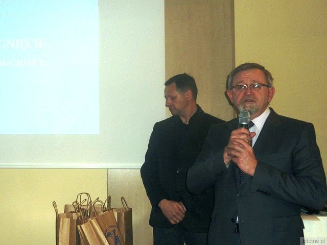 Andrzej Olejniczak i Jerzy Zieliński