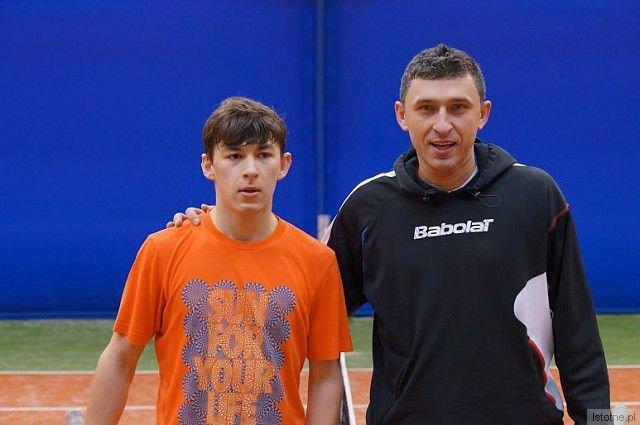 Kacper Zwolski i Norbert Stolicki