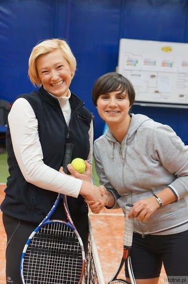 Marta Szczepańska i Joanna Paciejewska