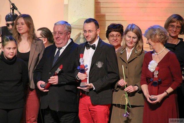 Krzysztof Gwizdała wśród laureatów nagród za promocję Bolesławca