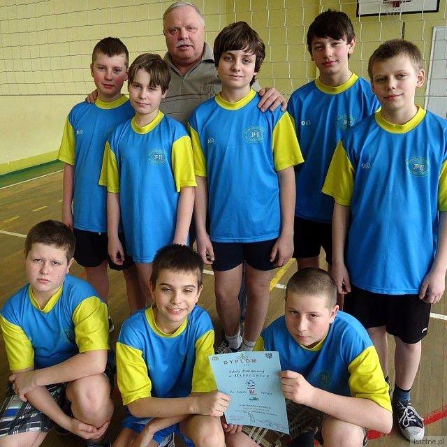 Ekipa z Osiecznicy