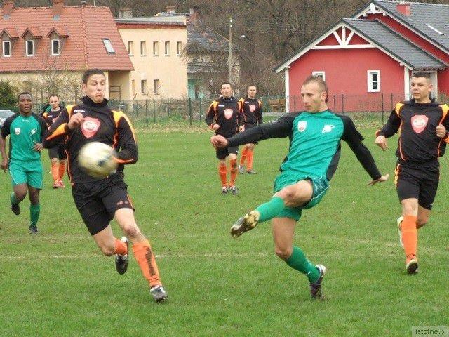 Kamil Mielnik strzelił najładniejszą bramkę w meczu