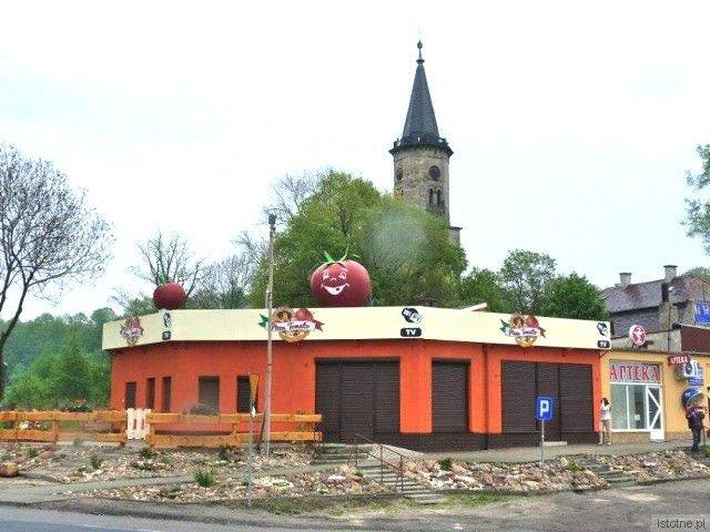 Pizzeria Tomato - Tomaszów Bolesławiecki 23 - tuż przy drodze krajowej nr 94