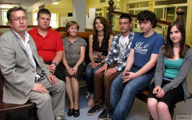Mirosław Sakowski, Jędrzej Janczewski, Dorota Kurowska, Edyta Gawlik-Lippik, Marcin Karasiewicz, Rafał Skrzypek i Karolina Błotna