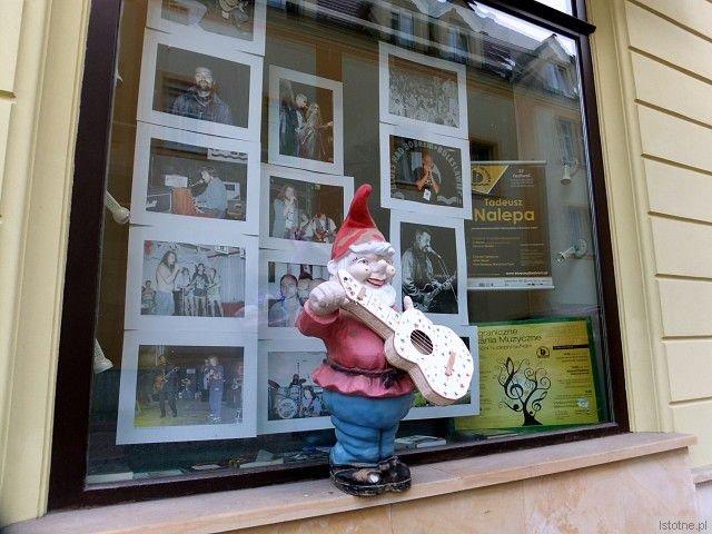 Odwiedzajcie krasnala w księgarni Agora