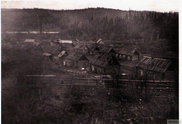 Kuźnia, miejsce zesłania Teresy Wolanin z d. Wójcik