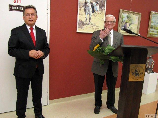 Mirosław Sakowski i Ryszard Jethon
