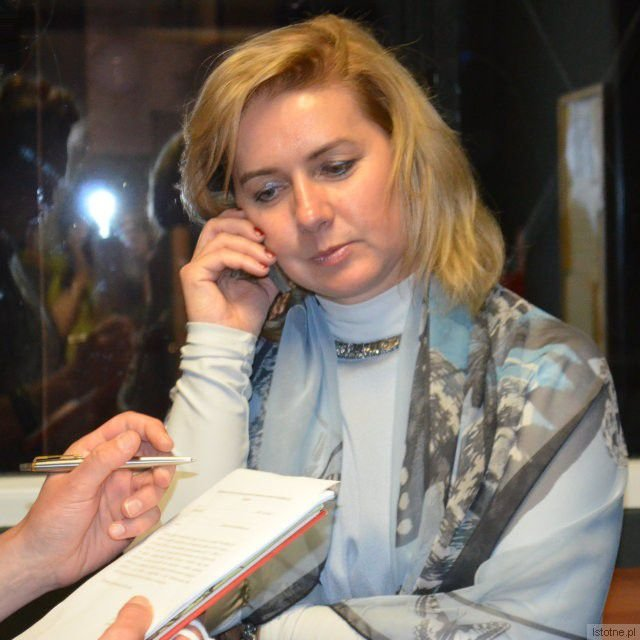 Katarzyna Biegasiewicz-Mularczyk, koordynatorka przedsięwzięcia