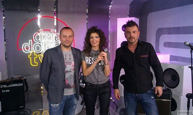 Damian Sawczak, Aleksandra Ziora i Andrzej Janusz