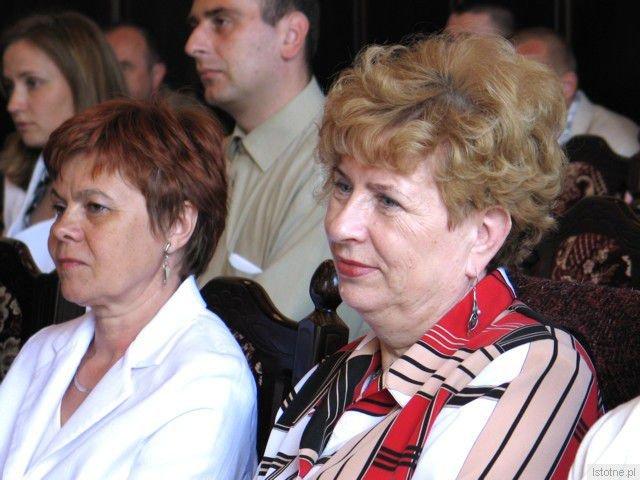 Krystyna Bojko i Stanisława Patreuha (zdjęcie z 2005 roku)
