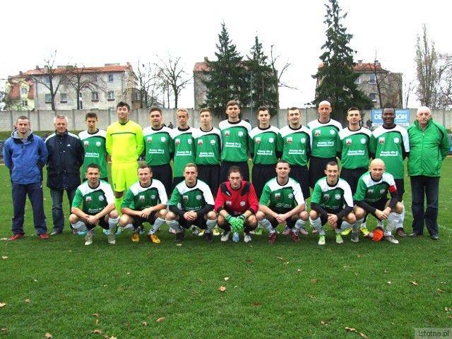 BKS Bobrzanie - sezon 2013/2014