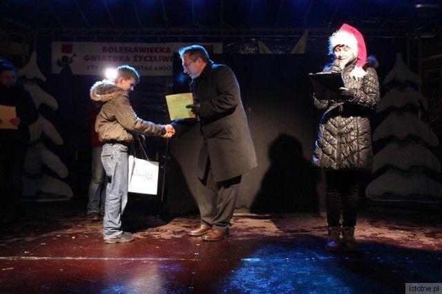 Kacper Dąbkowski (II nagroda) uczeń Szkoły Podstawowej Zakon Pijarów