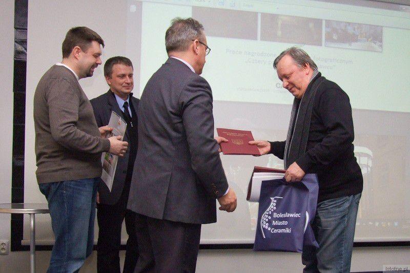 Grzegorz Matoryn, Tomasz Gabrysiak, Piotr Roman i Krzysztof Jędrzejczyk