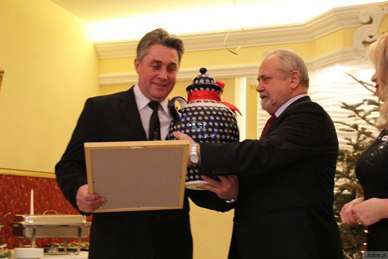 Mirosław Seneszyn i Karol Stasik