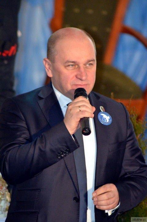 W uroczystości udział wziął również Jan Michalski, senator Rzeczypospolitej Polskiej