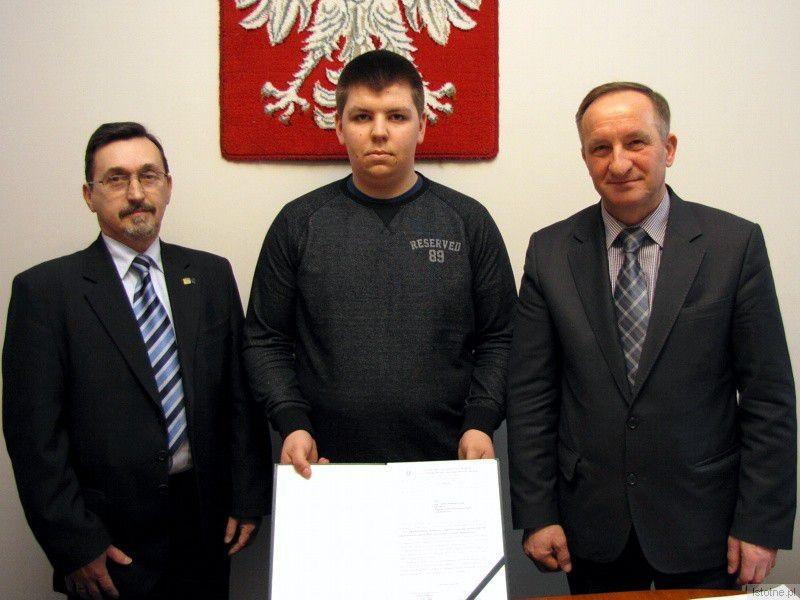 Jan Russ, Krzysztof Tylutki i Adam Maksymczyk