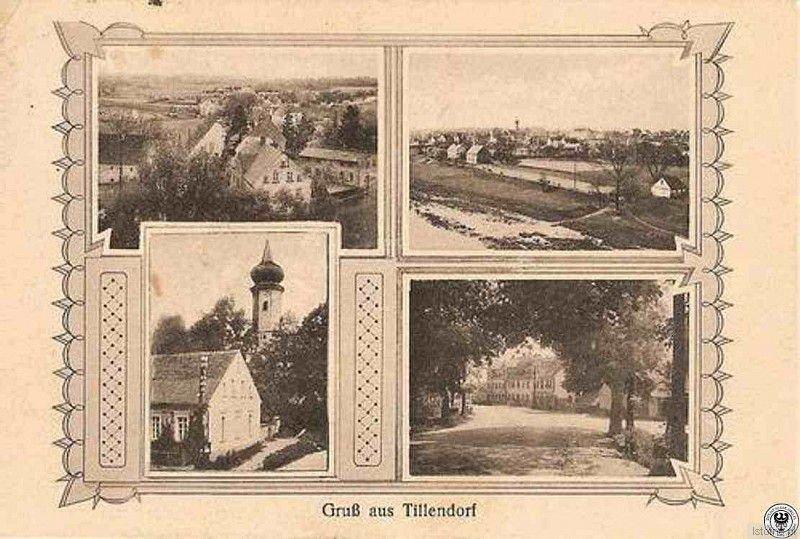 Pocztówka z 1931 roku
