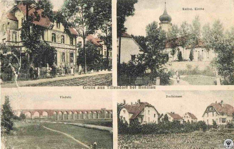 Karta pocztowa z 1915 roku