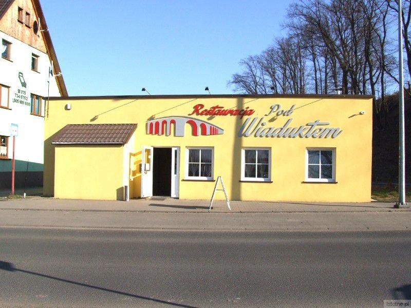Restauracja Pod Wiaduktem - ul. Dolne Młyny 36 z-index: 0