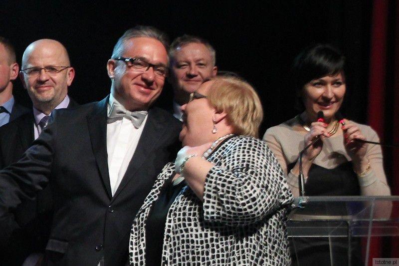 Kornel Filipowicz, Piotr Roman, Dariusz Kwaśniewski, Ewa Ołenicz-Bernacka i Ewa Lijewska-Małachowska