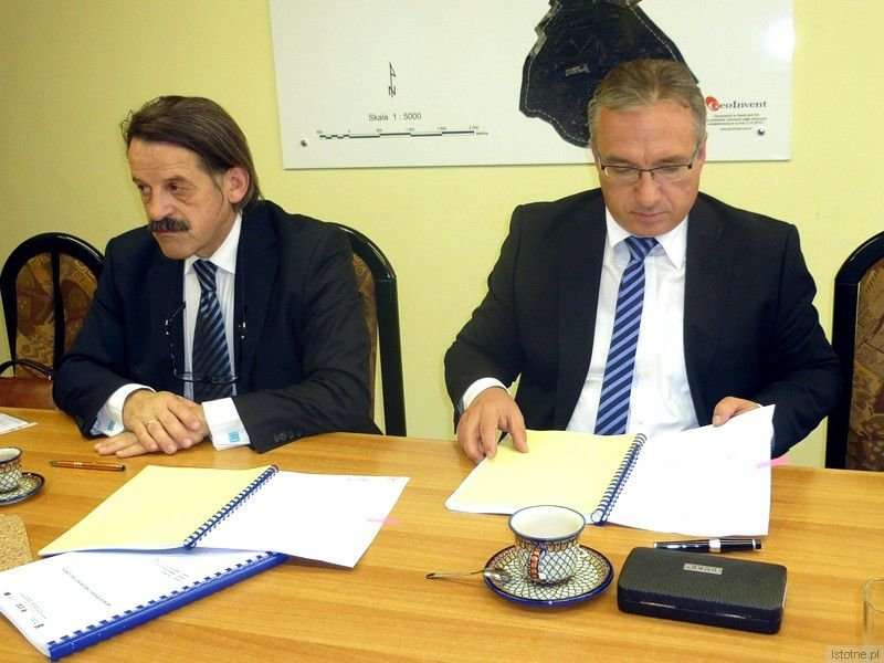 Stanisław Tomkiewicz i Piotr Roman