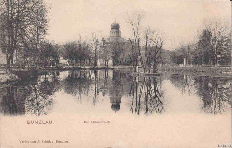 Synagoga na początku XX wieku
