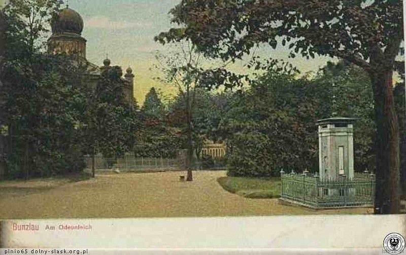 Karta pocztowa z 1900 roku